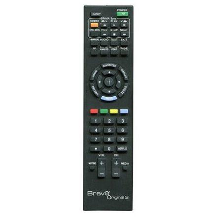 Telecomando dedicato per tv Sony