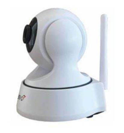Telecamera videosorveglianza smarty ip bravo controllo da smartphone