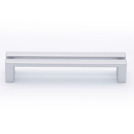 maniglia  per mobili colore   alluminio