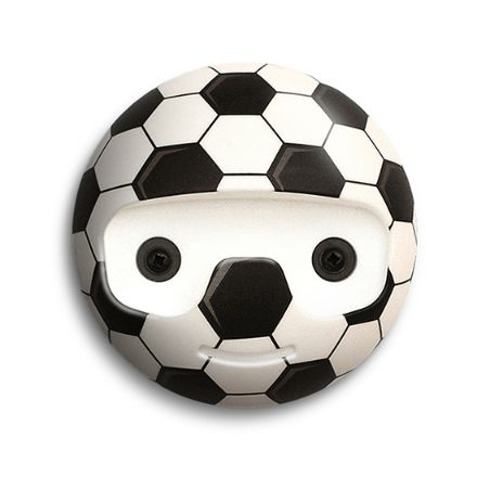 appendino  tondino fantasy con vite  soccer