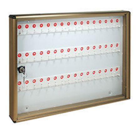 Immagine di Bacheca porta chiavi 48 posti ufficio condominio palazzo