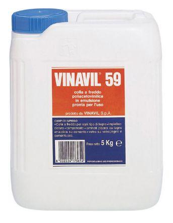 Immagine di Vinavil 59 tanica 5kg