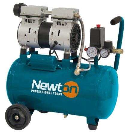 Compressore 50 lt super silenziato solo 75 decibel