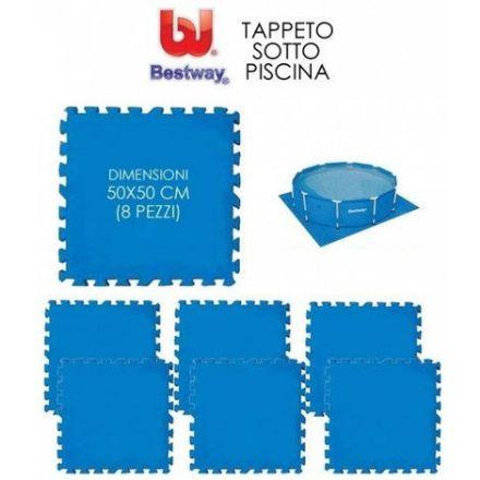 Immagine di TAPPETINO BASE PER PISCINE 9 PEZZI