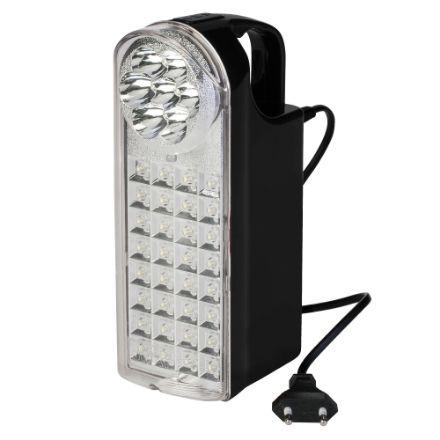 Lampada d'emergenza portatile 39 led (32+7)
