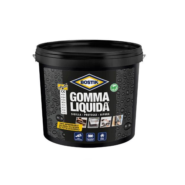 Immagine di Bostik Gomma Liquida 16 litri