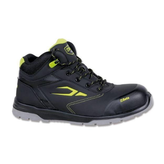 Immagine di Scarpe Sneakers Active Alte Pelle S3 Na 39
